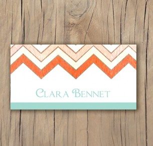 Mexicana placecards