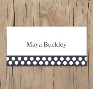 get spotted placecards