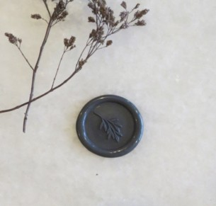 wax seals! Hand made and self stick on