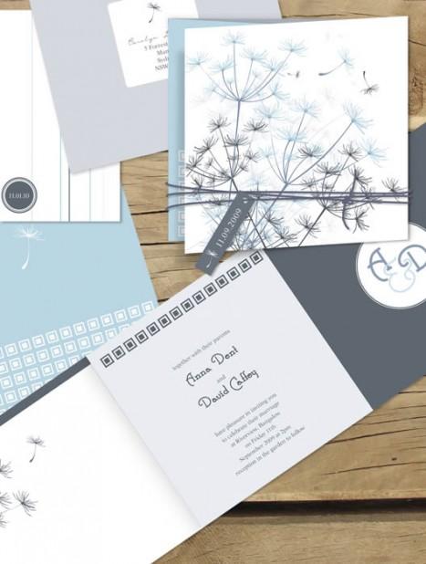 dandelion days invitation