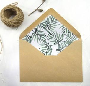 Troppo envelope liner