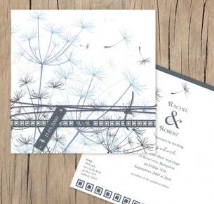 dandelion days invitation