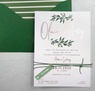 Foil! Rendezvous invitation