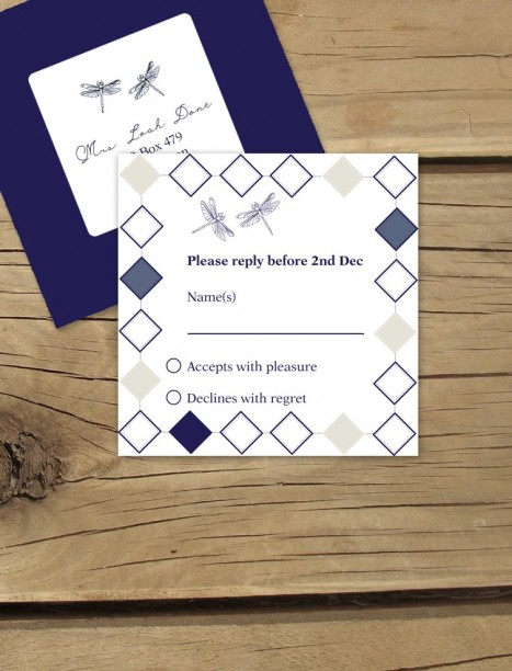 dragon flies RSVP