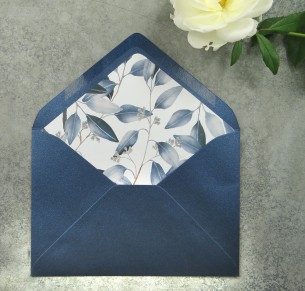 nature lover envelope liner