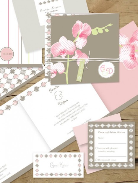 orchid delight package