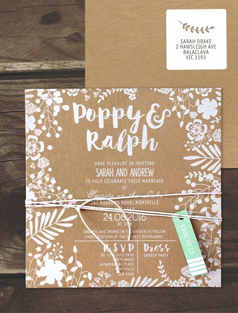Quality Metallic Gold Paper For Wedding Stationery Australian Favors