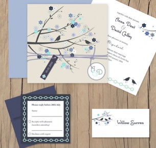 bird and blossom package